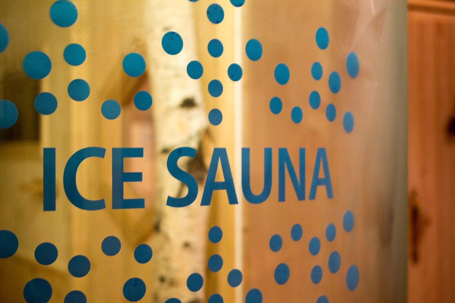 icesauna